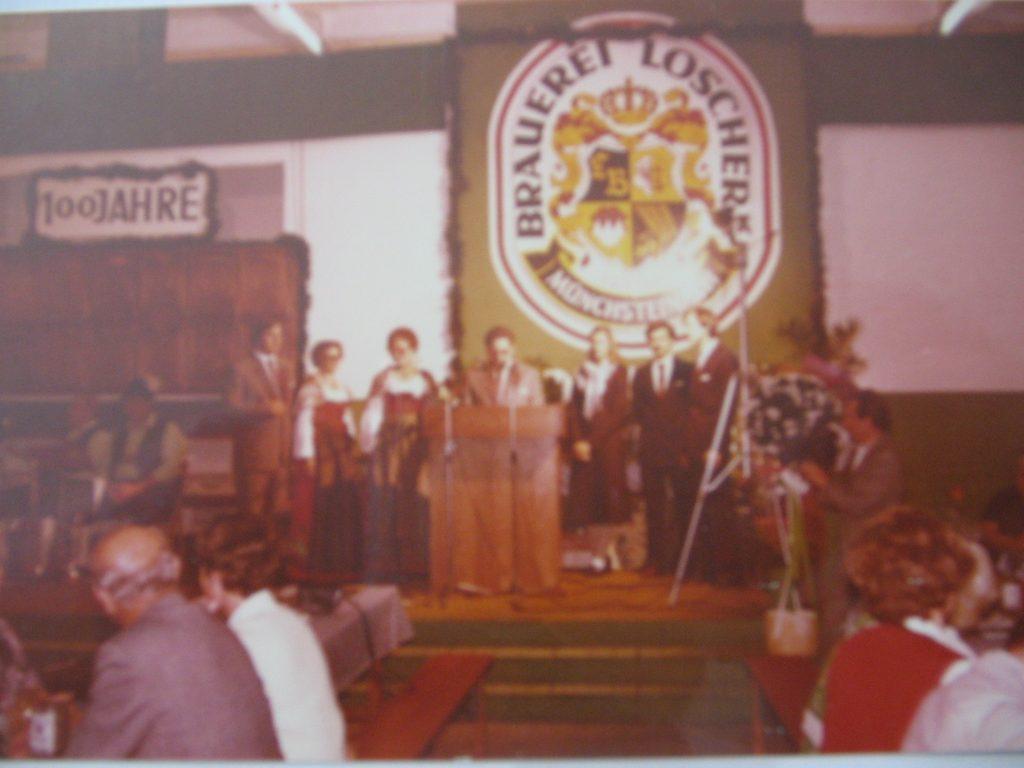 100 Jahre Loscher Bier