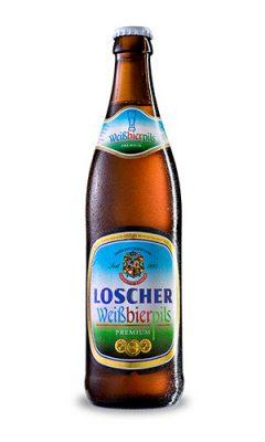 Loscher bringt das LOSCHER WeißbierPils auf den Markt.