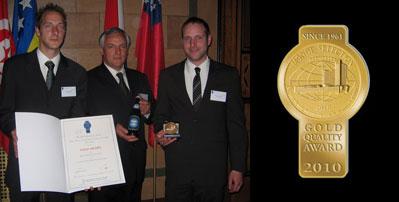 Goldmedaille für das LOSCHER HEFE-WEISSBIER PREMIUM.