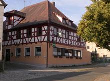Restaurierung und Neueröffnung der alt-ehrwürdigen KLOSTERSCHÄNKE in der Mitte des Münchsteinacher Ortskerns