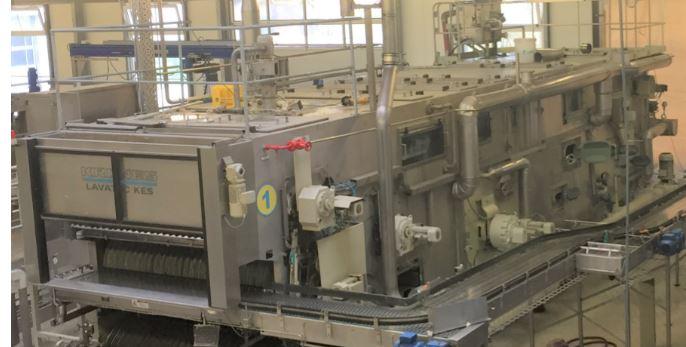 März 2020 – Flaschenwaschmaschine
